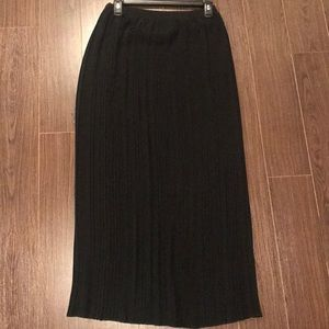 Brand new Long dressy skirt with tags!